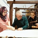 """Chieri, l'artista Ettore Favini presenta """"Au Revoir"""" al Museo del Tessile"""