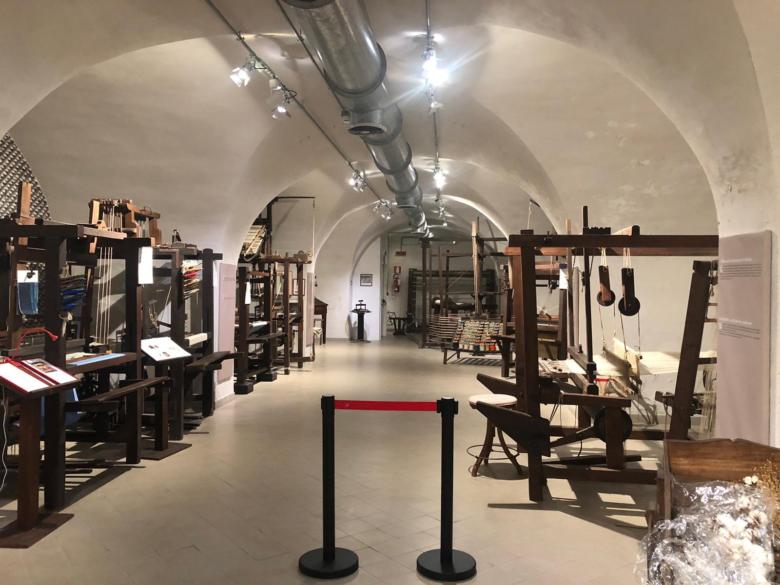 Chieri, il Museo del Tessile riapre con un nuovo allestimento