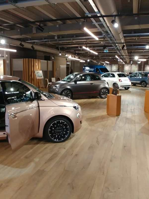 e-Village: dove la sostenibilità incontra i motori
