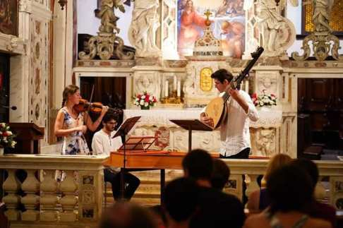 """A Villa della Regina l'ultimo concerto della rassegna """"La Route Royale delle Arti e della Musica"""" con l'ensamble Didone Abbandonata."""