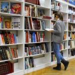 Biblioteca: una passione in crescita