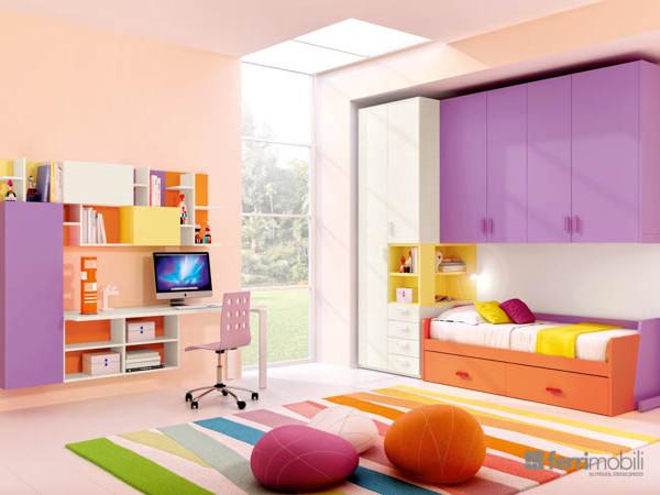 Non solo colore, l'arredamento secondo i bambini