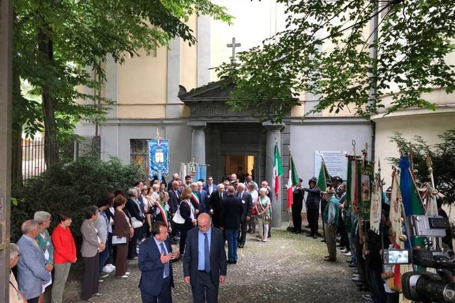 A Santena la commemorazione della morte di Cavour