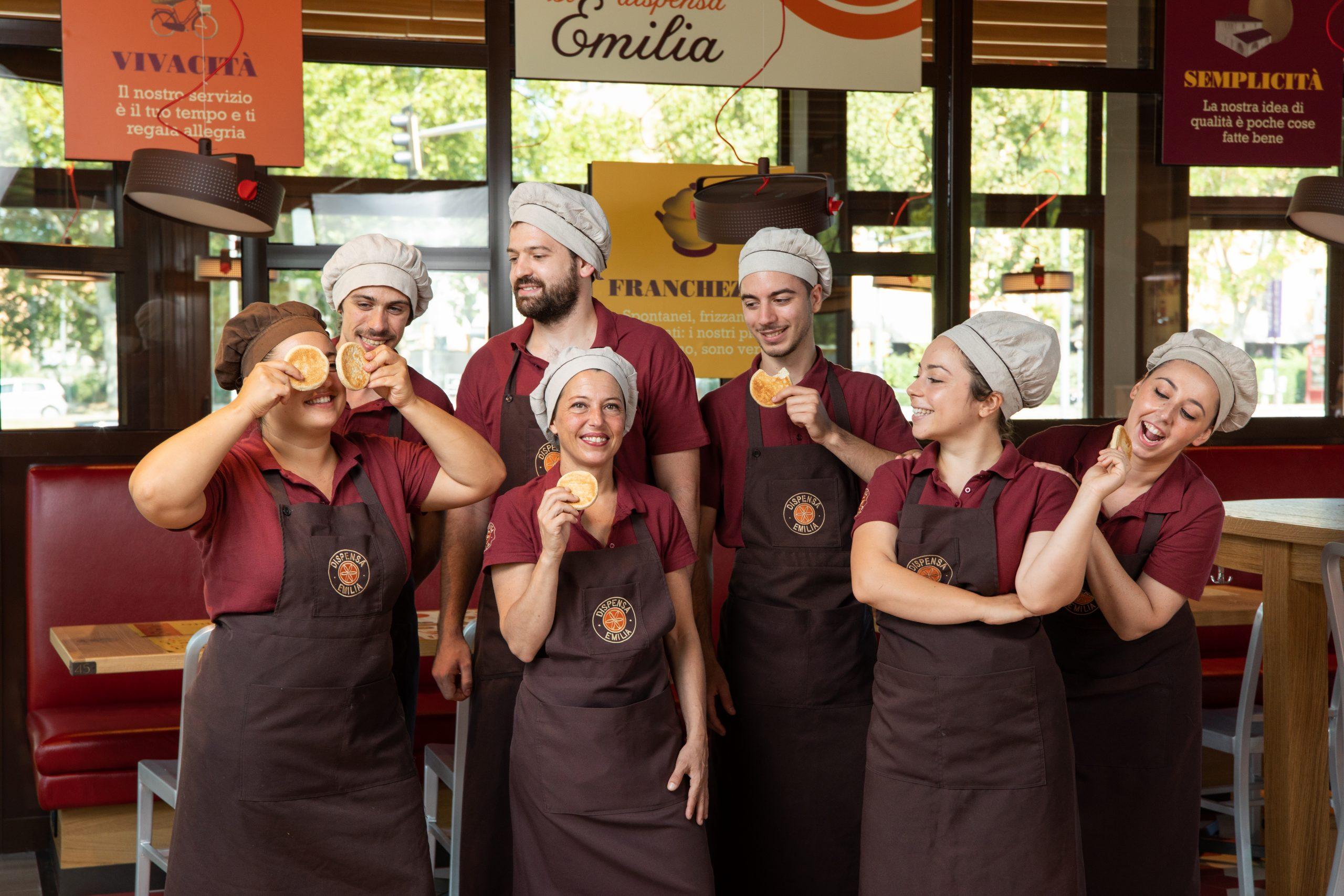 Dispensa Emilia: dove vincono comfort food e la tradizione emiliana