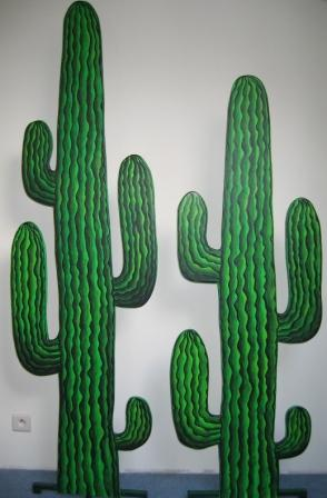 Decorverhuur decoratie decors tropische decoratie