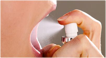 التخلص من رائحة الفم