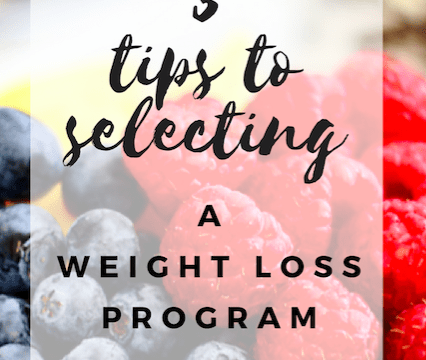 3-tips-to-select-a-weight-loss-program