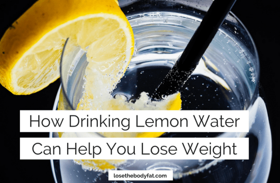 How Drinking Lemon Water Can-Help You Lose Weight