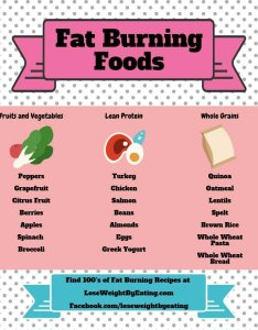 Fat burning foods guide also how to lose weight by eating the clean diet plan rh loseweightbyeating