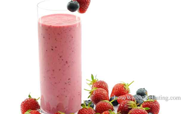 Berry Smart Smoothie