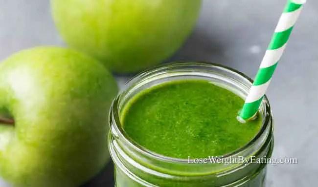 Apple Kale Smoothie