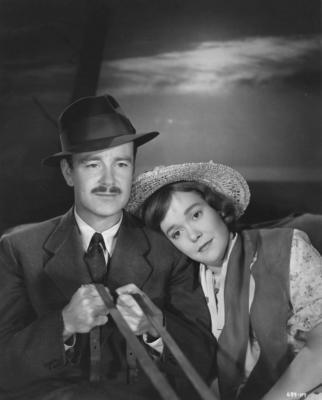 Jane Wyman y Lew Ayres en 'Belinda'