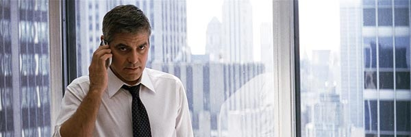 George Clooney en 'Michael Clayton'