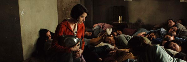 Pilar López de Ayala en 'Las 13 rosas'