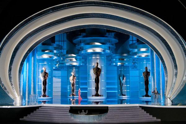 Escenario para los Oscar 2007
