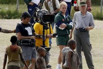 Matt Damon rueda a las órdenes de Clint Eastwood