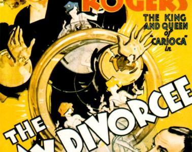 La alegre divorciada