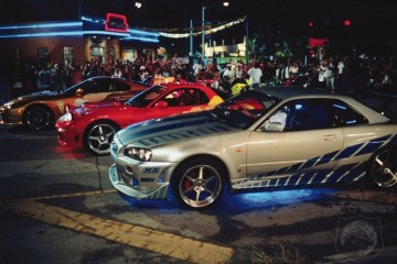 A todo gas 4 (Fast and furious)