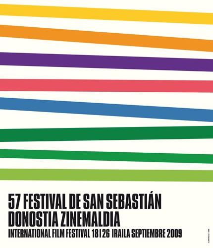 Carteles del Festival de San Sebastián 2009