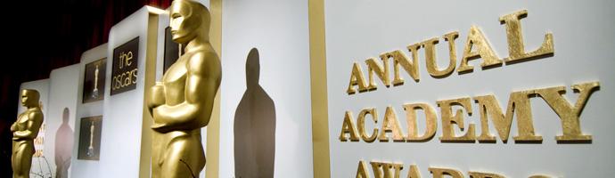 Anuncio de unas nominaciones a los Oscar