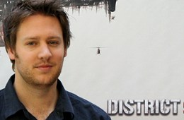 Neill Blomkamp presenta 'District 9' en Madrid