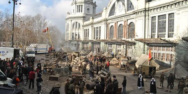 Álex de la Iglesia comienza a rodar en Madrid su nueva película, 'Balada triste de Trompeta'