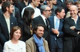 Los nominados a los Goya celebran su candidatura