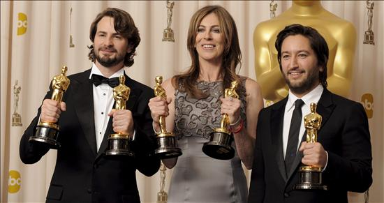 Oscars para The Hurt Locker