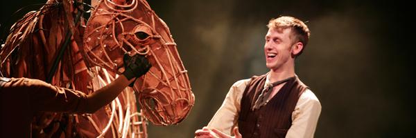 'War Horse', en el National Theatre de Londres