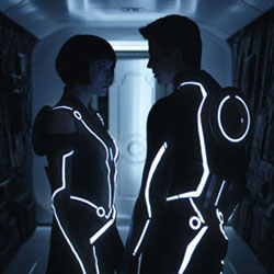 Videoclip del tema principal de Daft Punk para 'Tron Legacy'