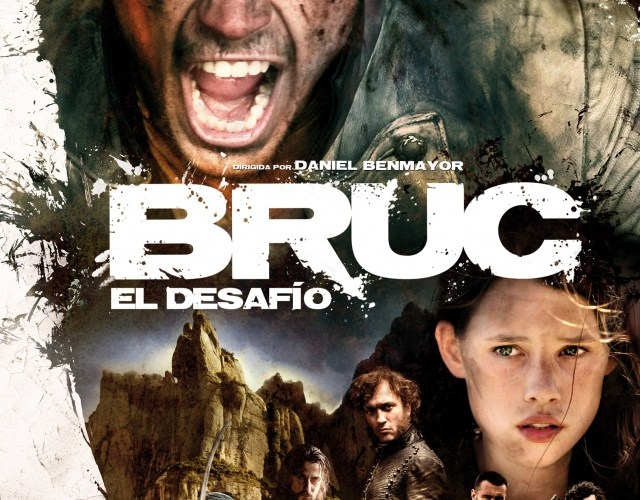 Cartel definitivo de 'Bruc'