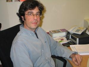 José Garasino, nuevo director de la Academia