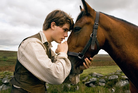 Primeras imágenes del 'War Horse' de Spielberg