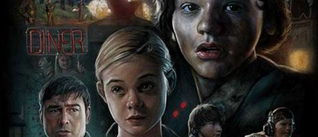 'Súper 8' es retro hasta en el cartel
