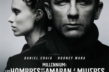 Millenium: Los hombres que no amaban a las mujeres