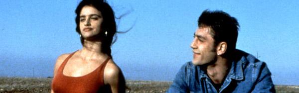 Penélope Cruz y Javier Bardem en 'Jamón, jamón'