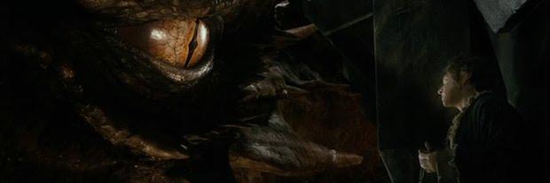 El hobbit - la desolacion de Smaug