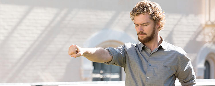 Danny Rand/Iron Fist