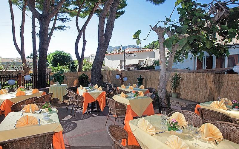 Ristorante Pizzeria a Capri  Lo Sfizio