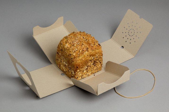 TRITICUM Bread packaging (Identity, Packaging) by Lo Siento Studio, Barcelona