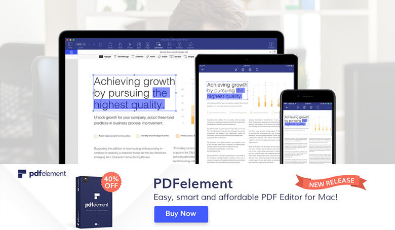Pdfelement Pro for macos