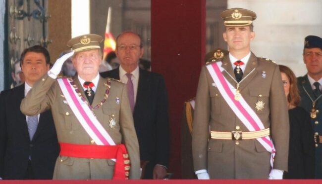 LA ESPAÑA DEL REY JUAN CARLOS I