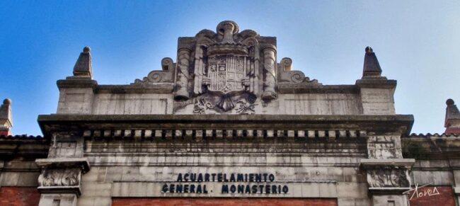 Acuartelamiento General Monasterio