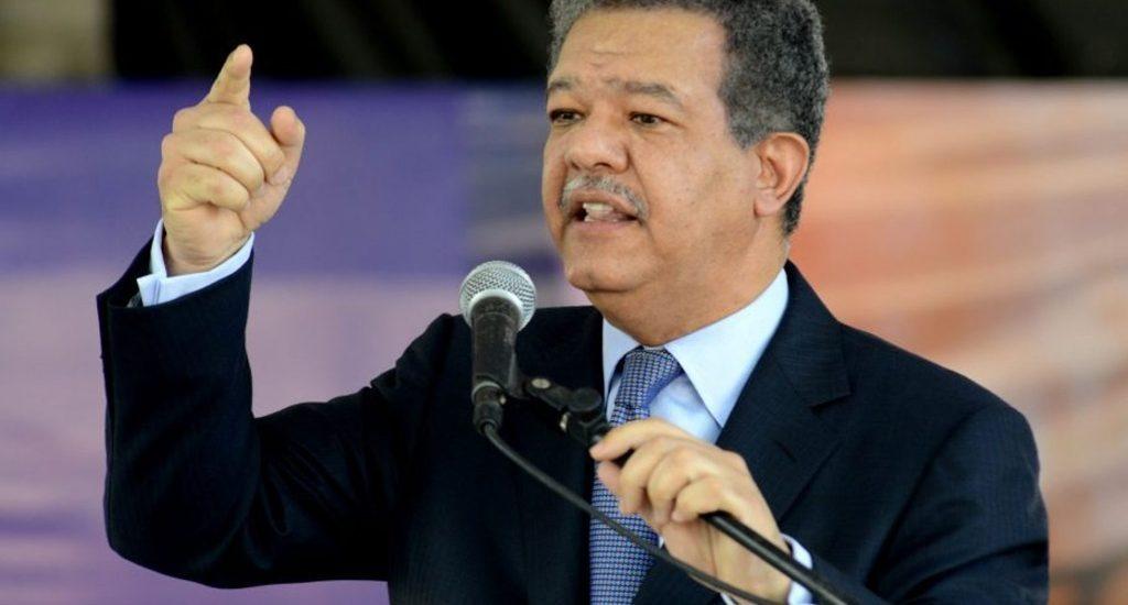 Leonel aclara no trató propuesta de ningún tipo con Reinaldo Pared