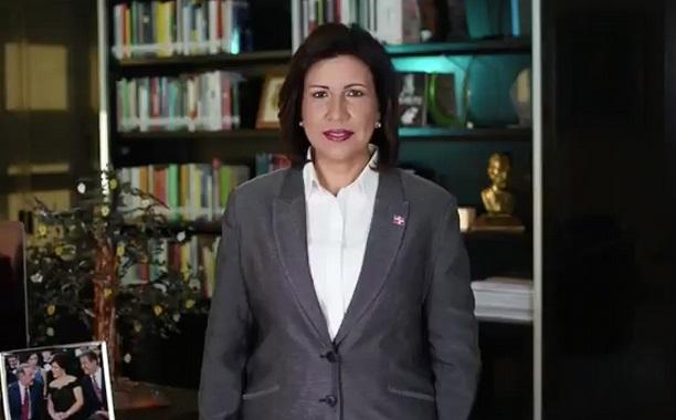 """Margarita llama a la """"sensatez y la unión"""" a liderazgos del PLD"""
