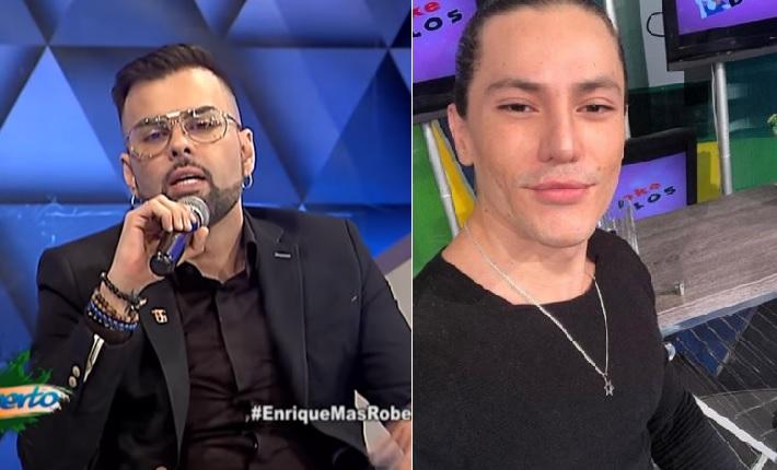 Enrique Crespo afirma que sigue amando a Ali David