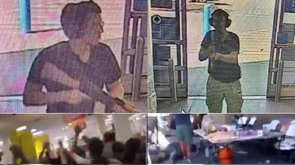 Al menos 20 muertos y 26 heridos en tiroteo enTexas