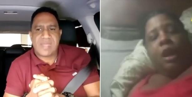 Chico Sandy le responde a la mujer del video viral