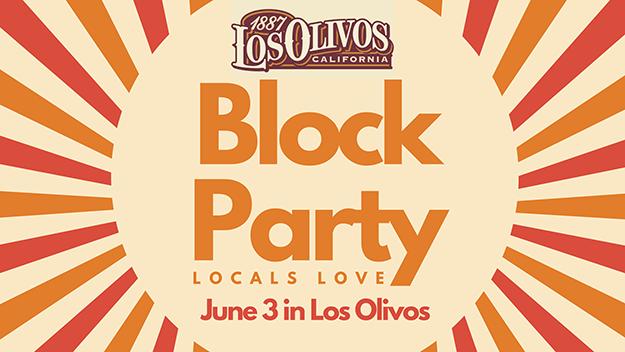 """Los Olivos """"Local Love"""" Block Party"""