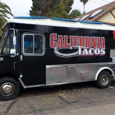 California Tacos Los Olivos Taco Truck